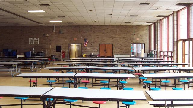 Redesign your school cafeteria | DiscoverDesign