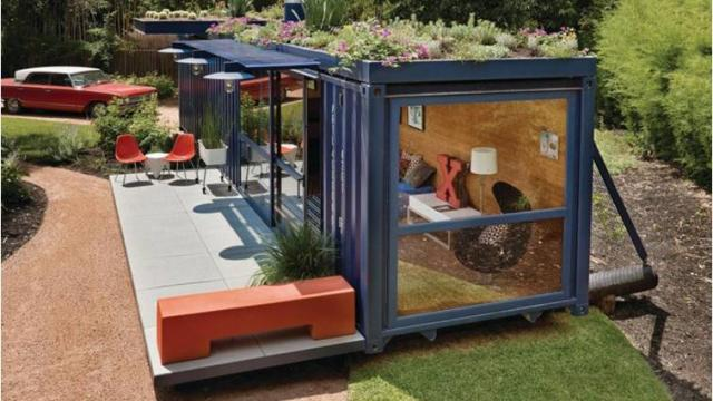 Design A Container House Discoverdesign