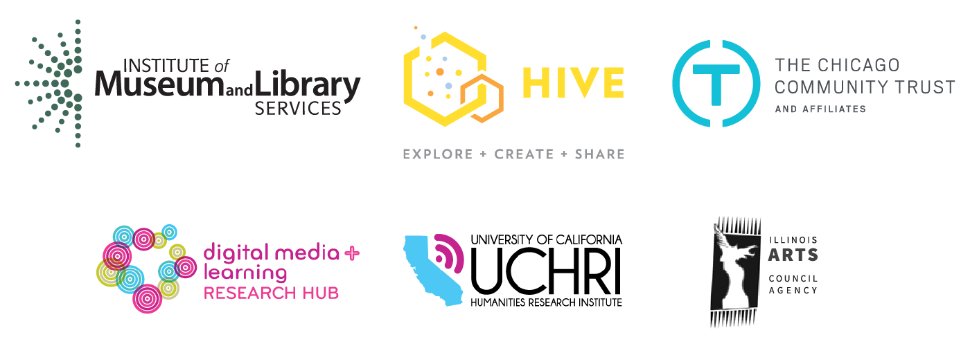 Hive and IMLS Logos