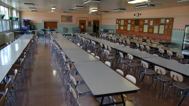 redesign your school cafeteria
