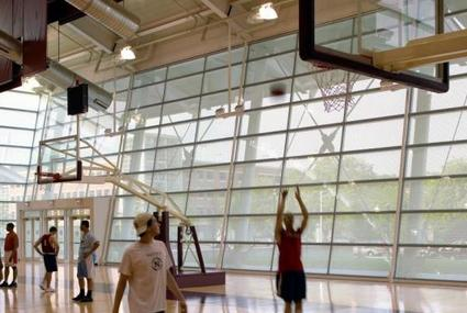 Gerald Ratner Athletics Center at the University of Chicago