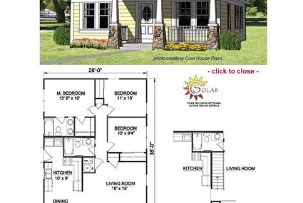 Affordable Cincinnati Craftsman Bungalow Discoverdesign