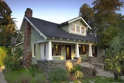 Affordable Cincinnati Craftsman Bungalow | DiscoverDesign
