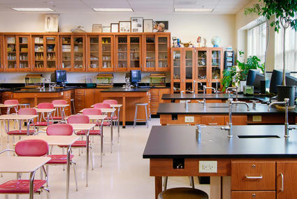 Biology Lab Design