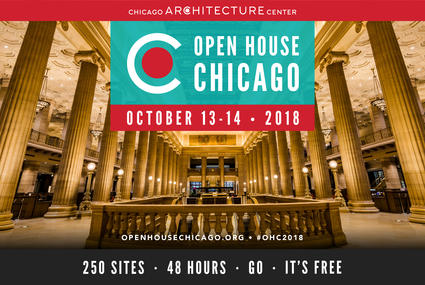 Open House Chicago Example Poster