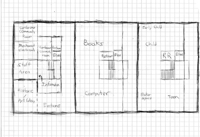 First Floor Plans Sketch Discoverdesign